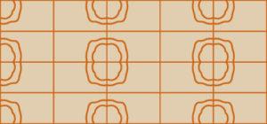 Sylaplak Jointage Assemblage par symétrie